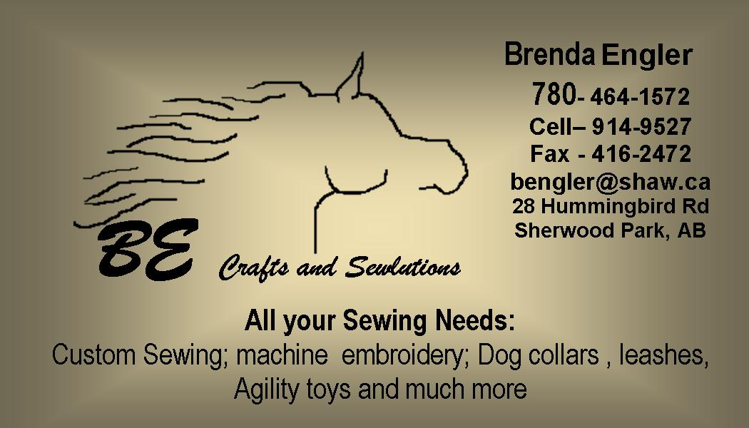 BE Crafts & Sewlutions