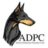 Alberta Doberman Pinscher Club logo