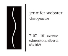 Dr. Jennifer Webster