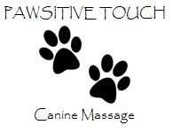 Pawsitive Touch Canine Massage
